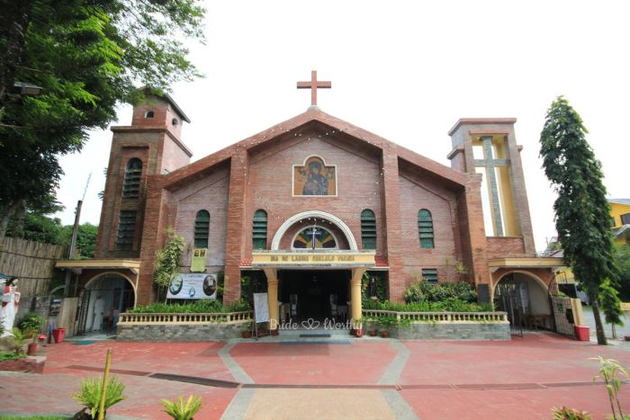 towns delight catering & events church guide in batulao batangas